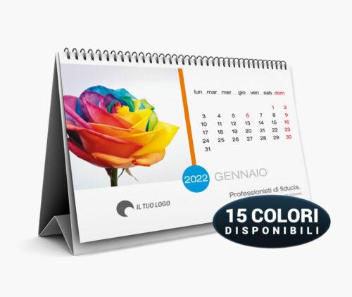 calendari da scrivania personalizzati