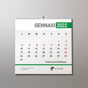 calendario da muro 2022