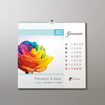 calendario parete personalizzati