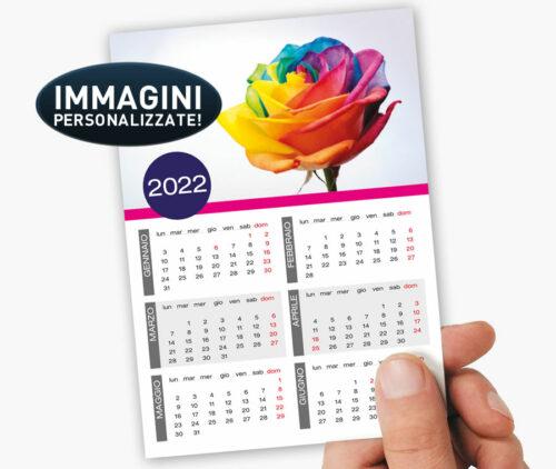 calendario tascabile 2022 da stampare